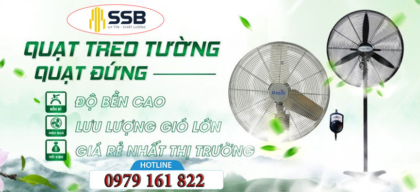 quat treo tuong cong nghiep